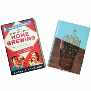 Other - Homebrewing Books: Naked Pint, Complete Joy 4th Ed